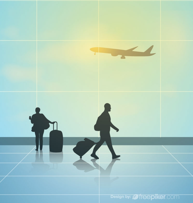 Airport Project Vector