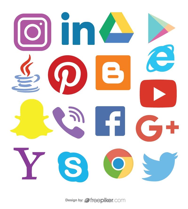 All Popular Icon Vector Design