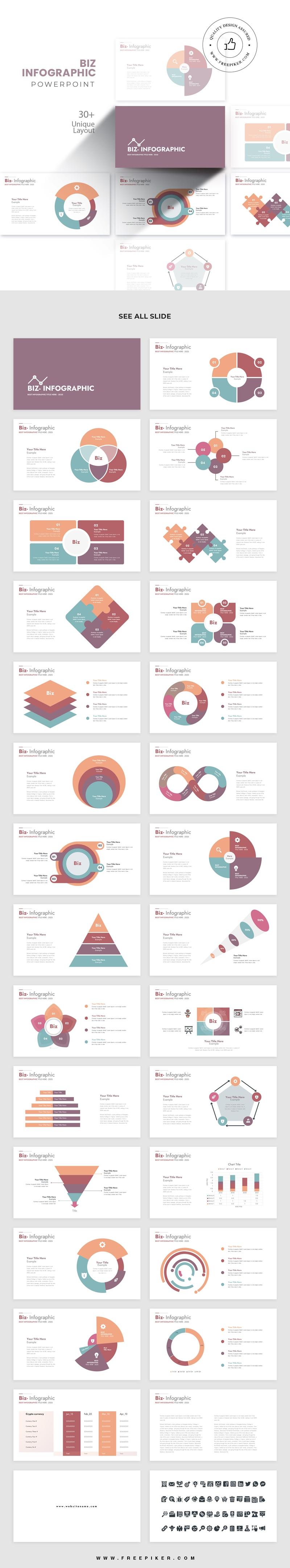 Biz Infographic PowerPoint