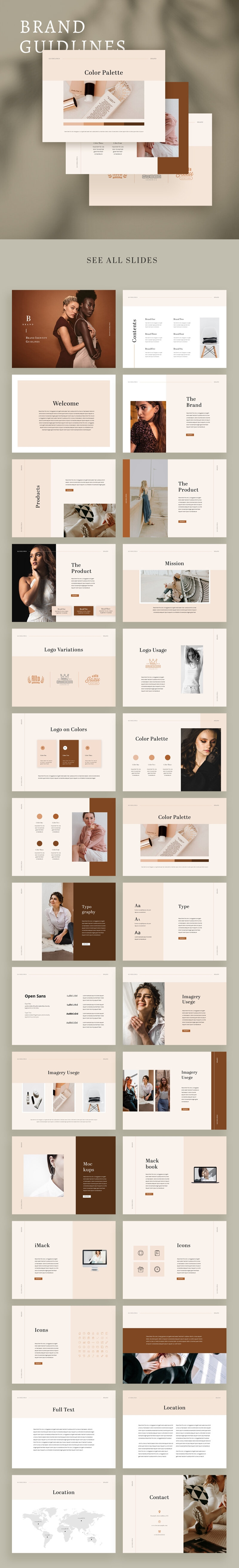 Brand Guidelines Powerpoint