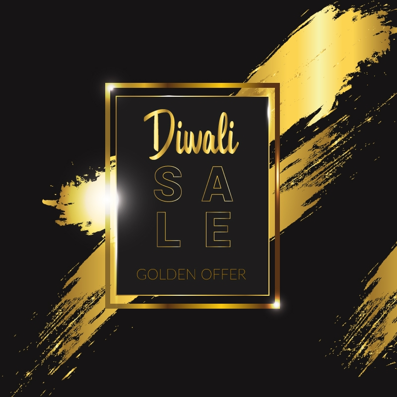 Celebrating Diwali with Golden Offers