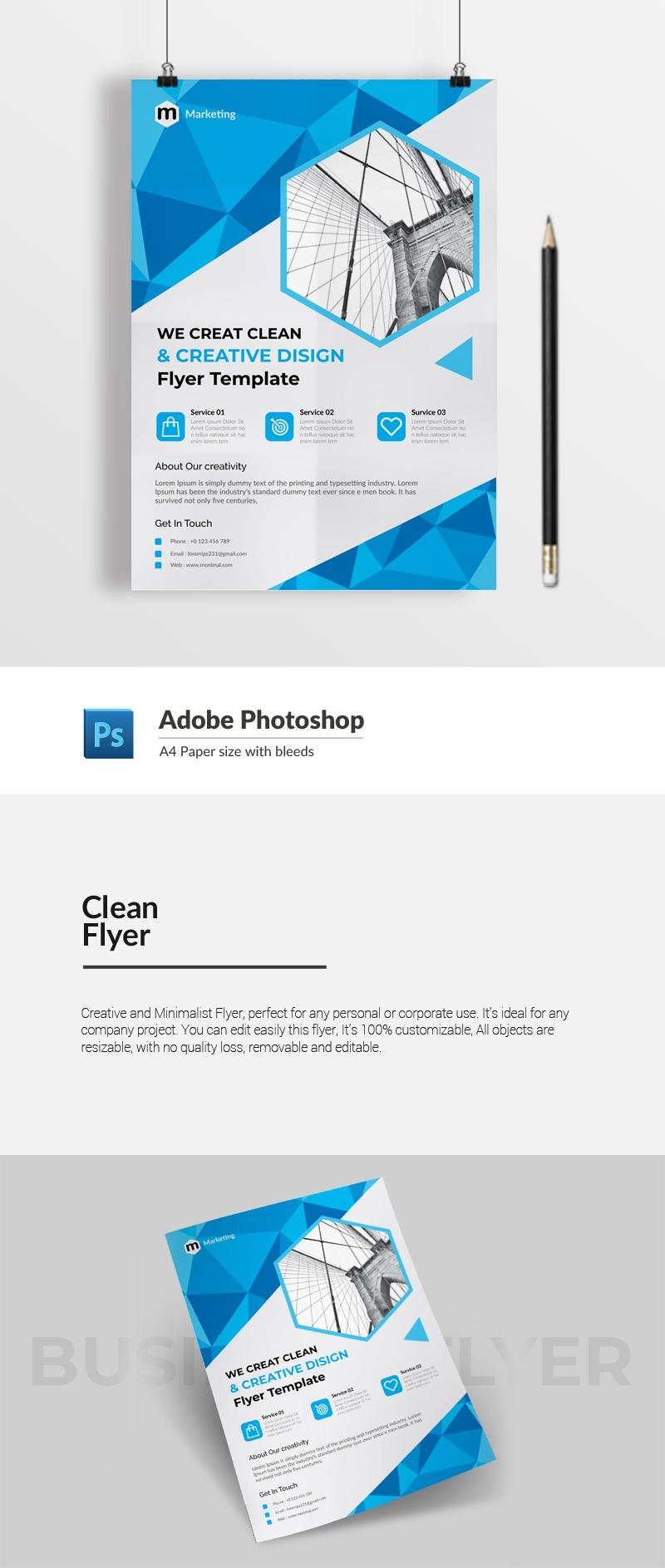 Clean Flyer