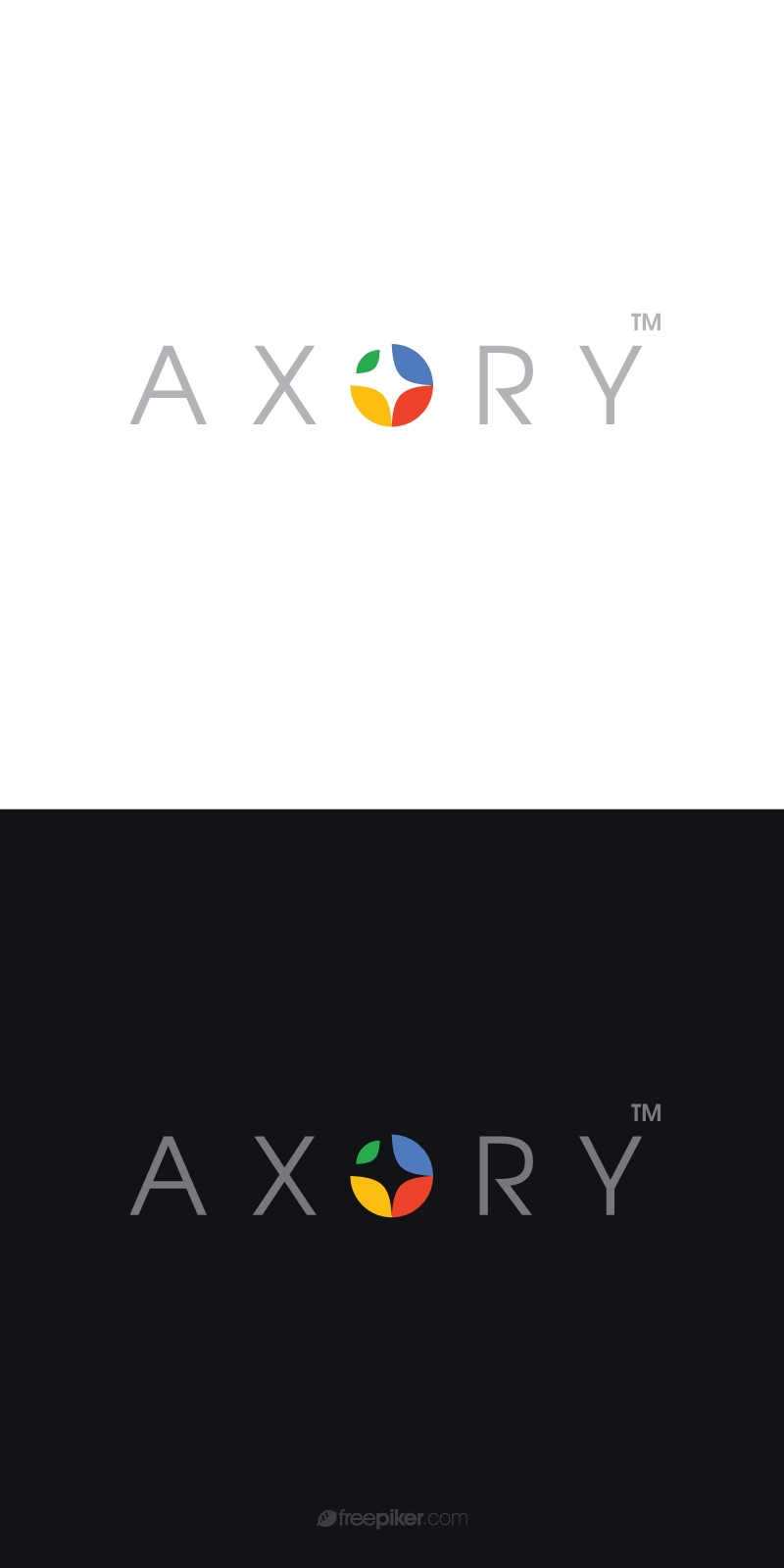 Colourful Abstract Circle Logo