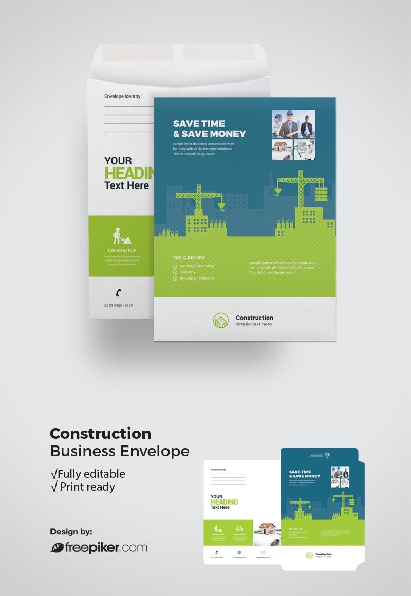Construction C4 Envelope Catalog With Building Elements