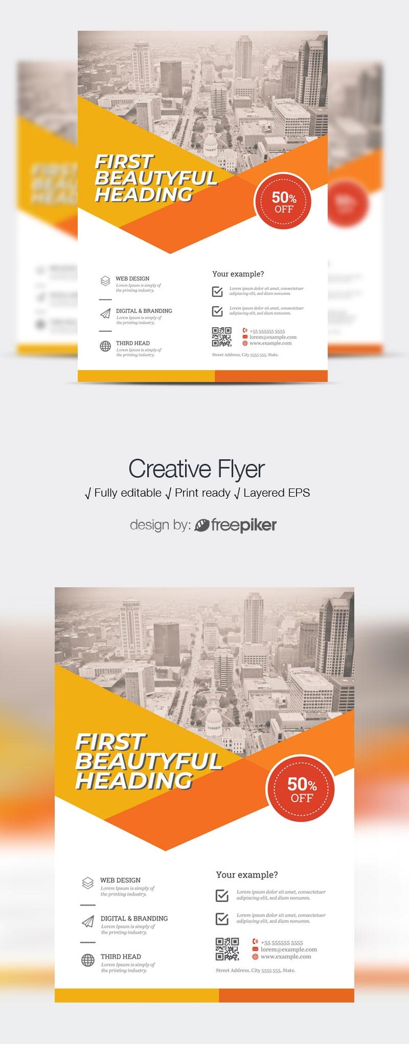 Corpotate Business Flyer