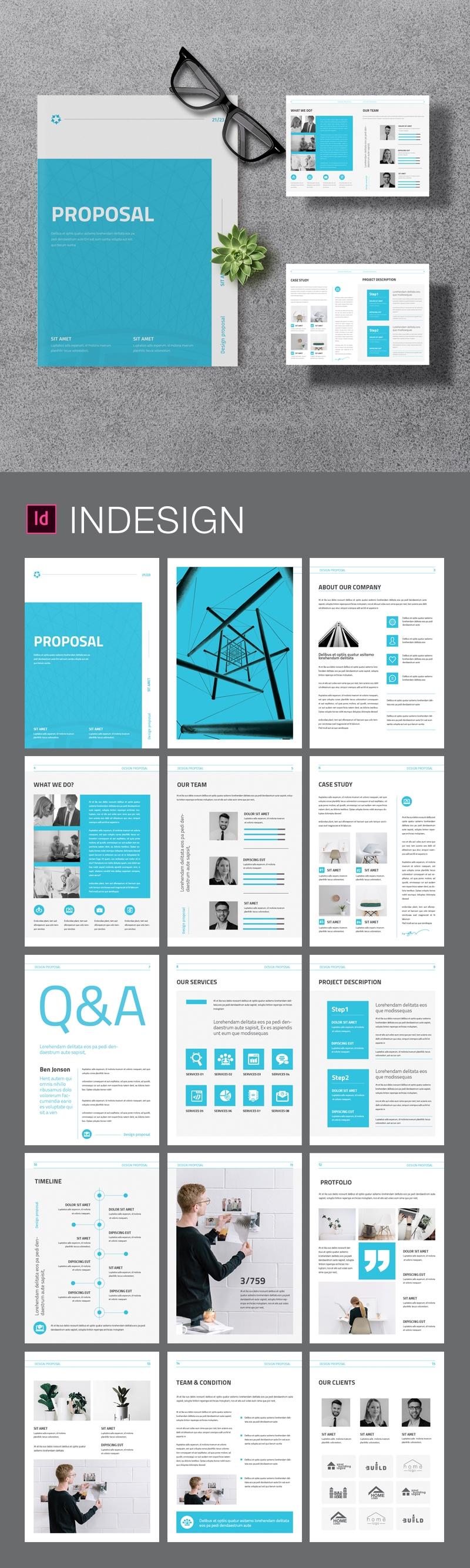 Creative Business Proposal Template