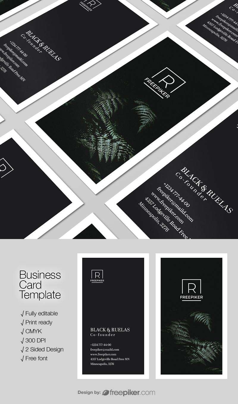 Creative Clean Business Card Template