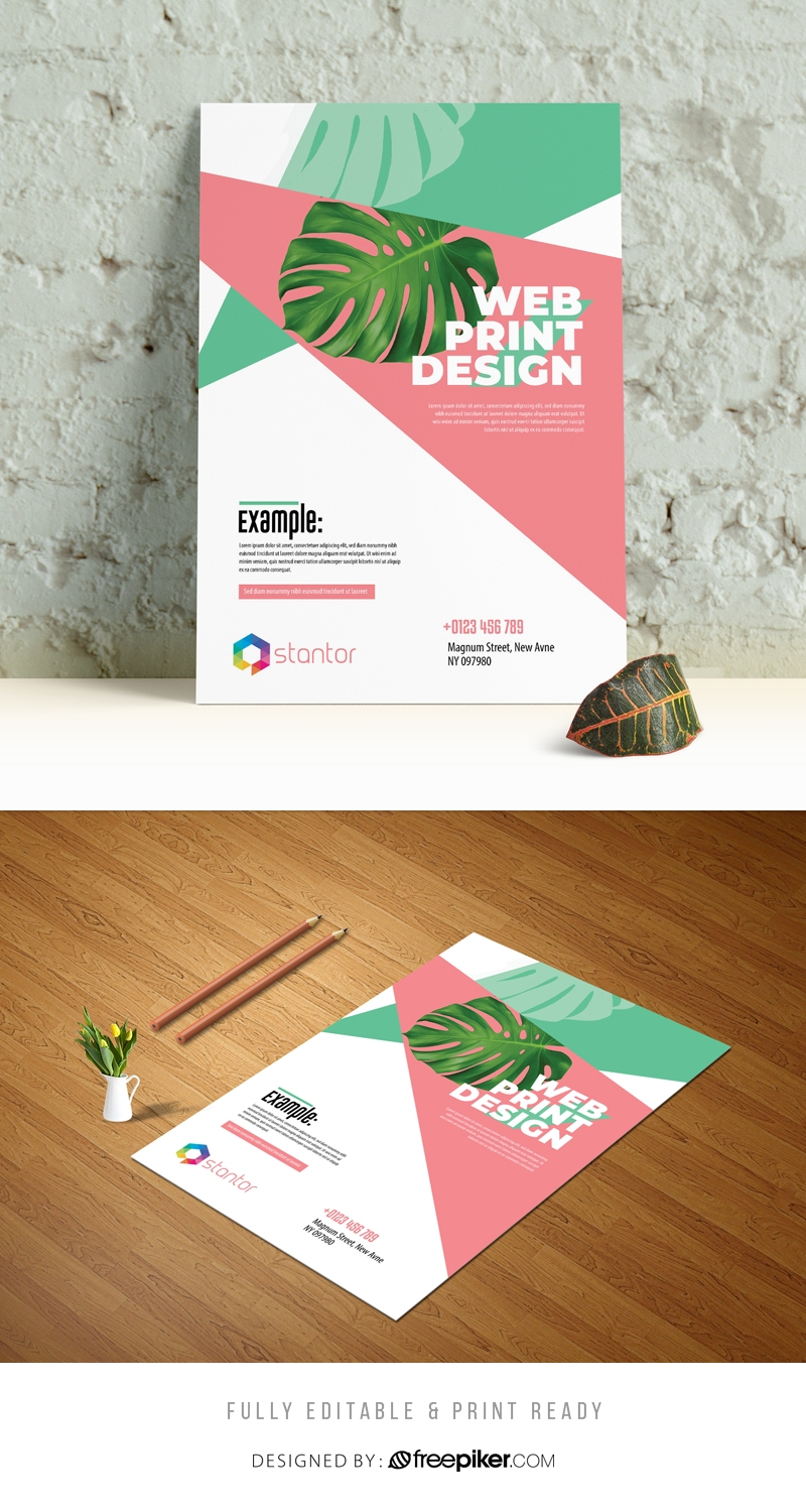 Creative Corporate Flyer / Poster