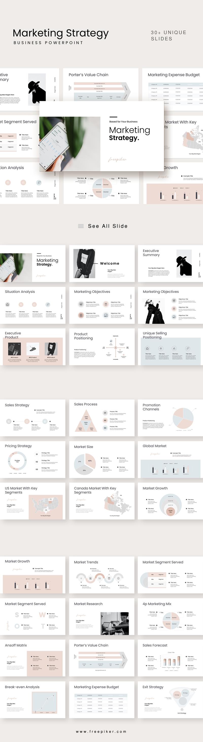 Digital Marketing Strategy PowerPoint Presentation