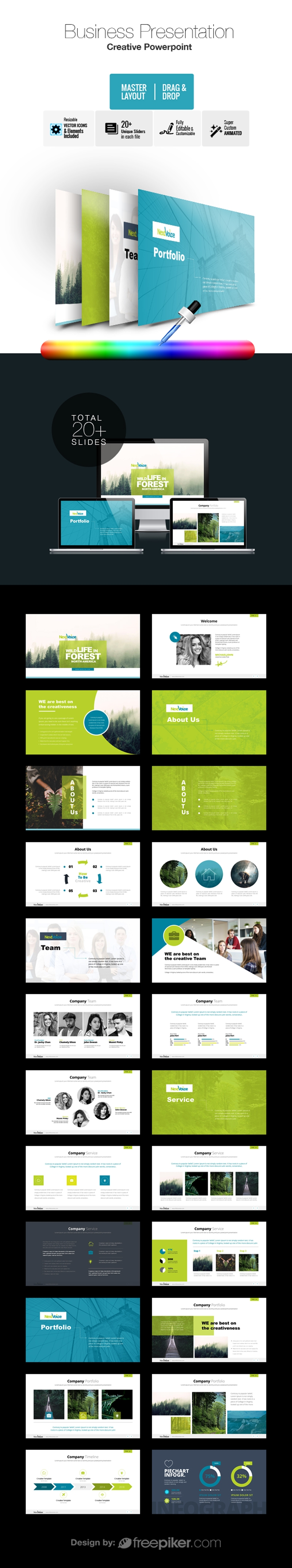 Forest Powerpoint presentation