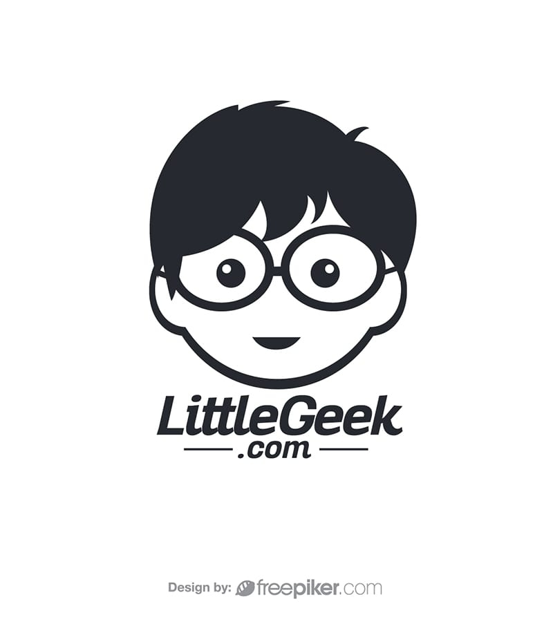 Little Geek Logo