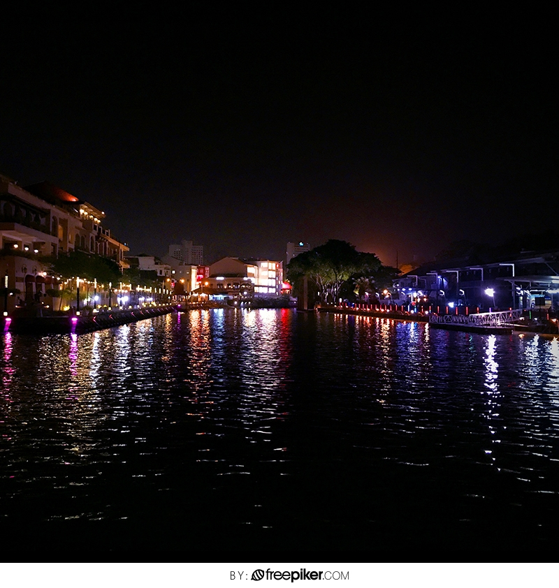 Malacca Night View River Cruise