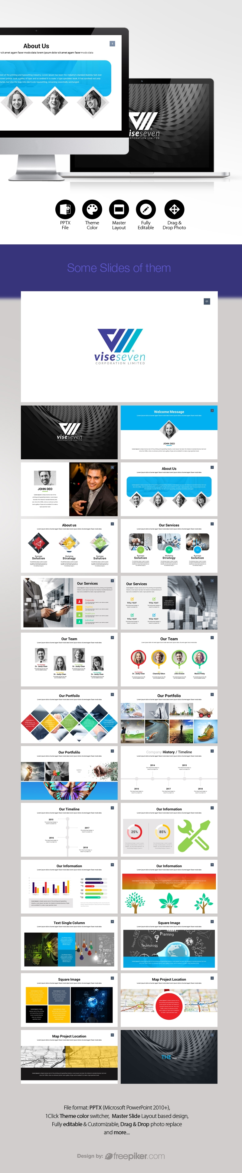 Marketofy Ultimate PowerPoint Template