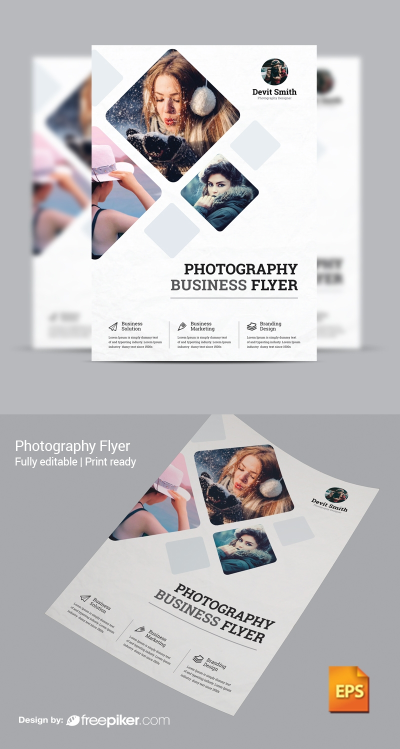 Photography Business Flyer