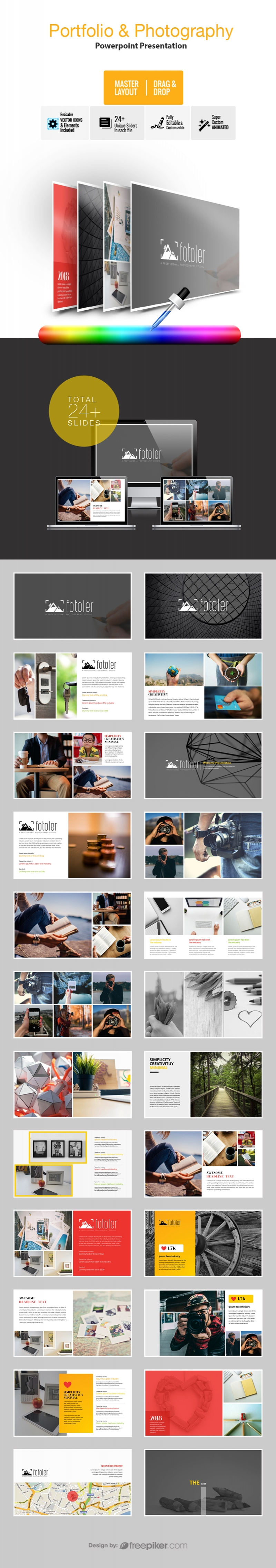 Photography Powerpoint Presentation