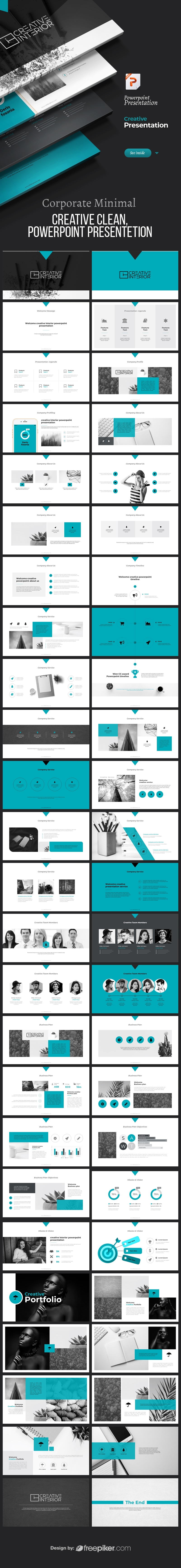 Powerpoint Template Professional Pack