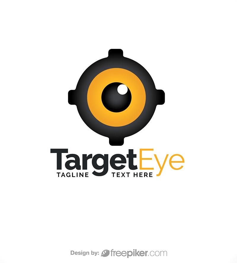 Target Eye Logo