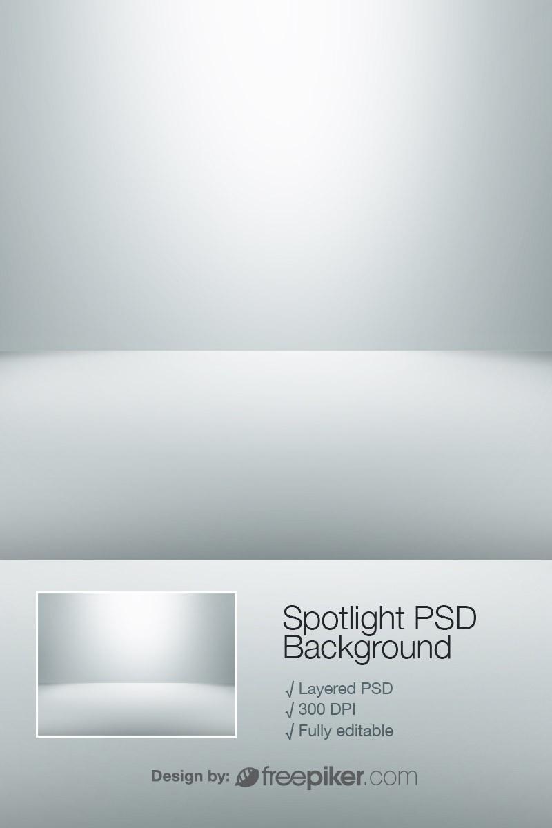 Spotlight Layered Background
