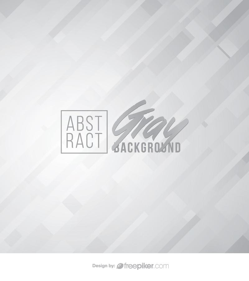 White Gray Background