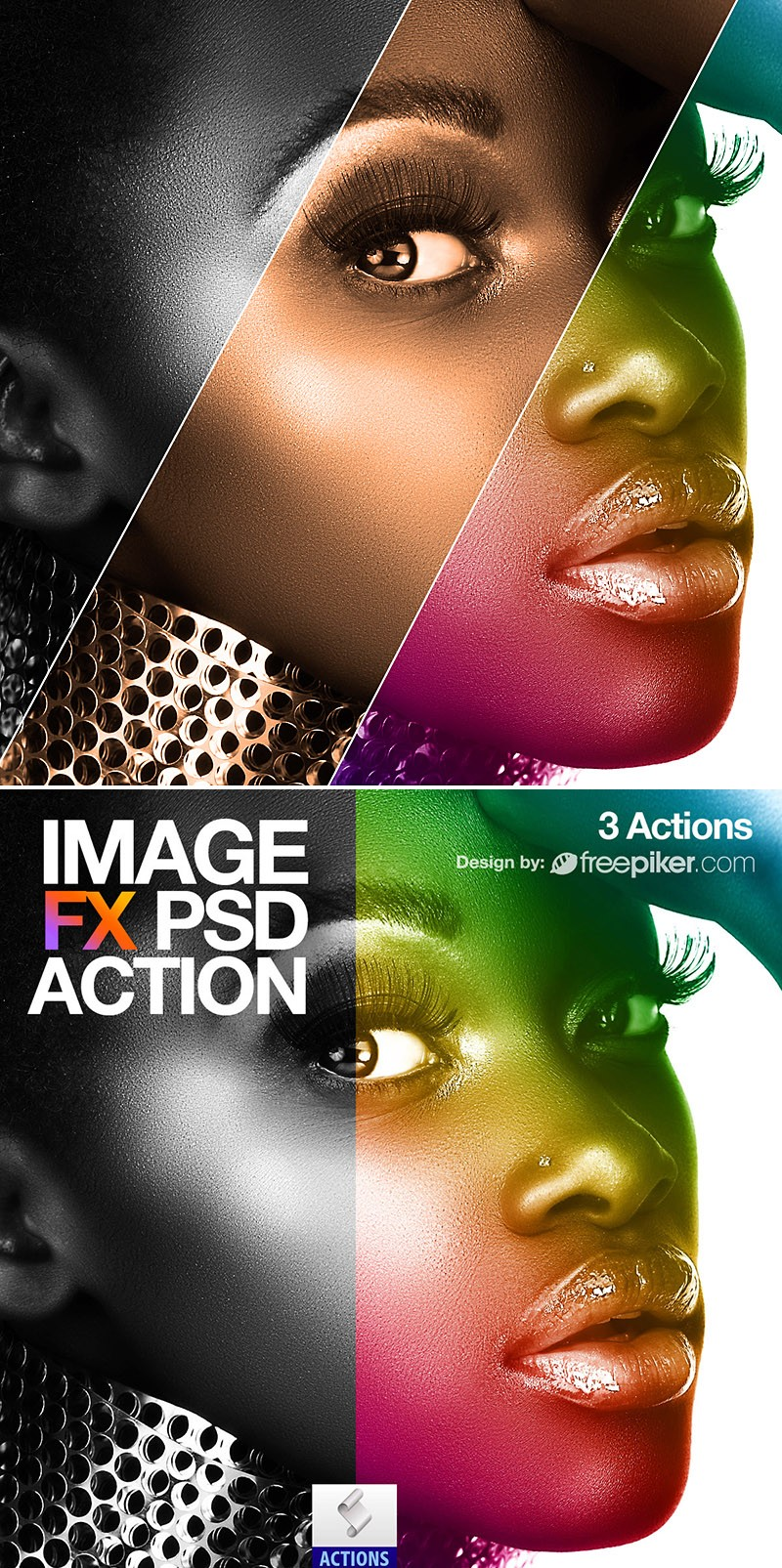 ImageFX PSD Action