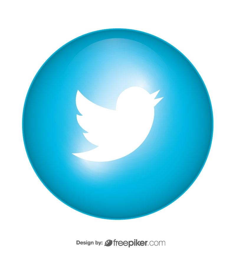 Twitter Icon Single Item