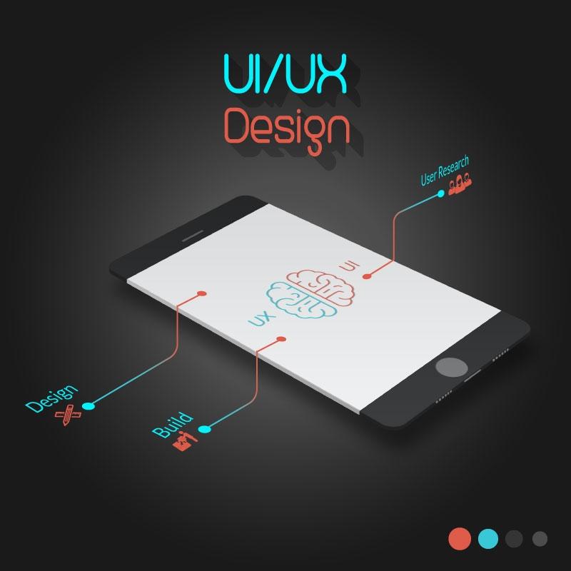 UX & UI Design Concept