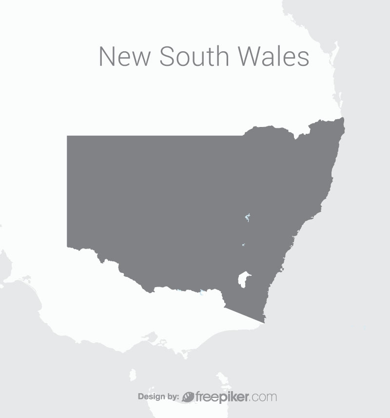 Wales Map By Dark Vector Design
