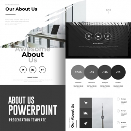 About Us Powerpoint Presentation