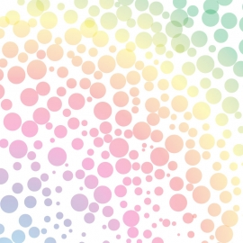 Abstract Background By Many Colorful Dots