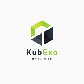 Abstract Creative Cube Logo | Kubex