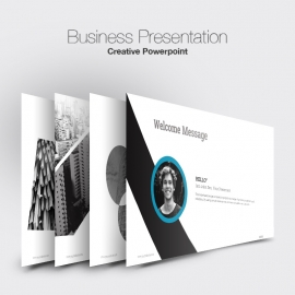 Agnes Powerpoint Template