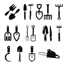 Agricultural Tools Stock