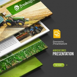 Agriculture Google Slide Template