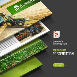 Agricultures Powerpoint Presentation