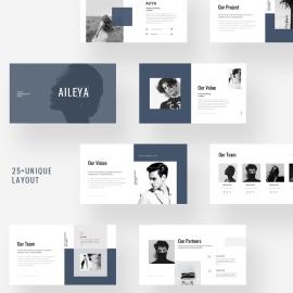 Aliya Business  PowerPoint Presentation