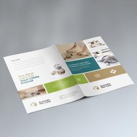 Animals & Pet Care Presentation Folder