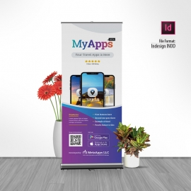 Apps Rollup Banner Design