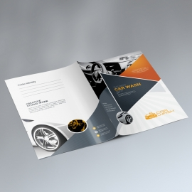 Auto & Transport Presentation Folder
