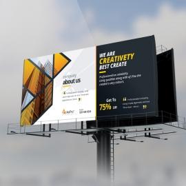 Axpro Brand Billboard Banner