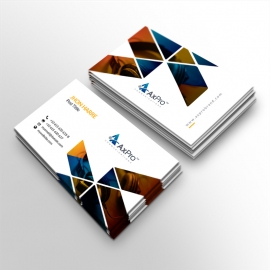 Axpro Brand Business Card
