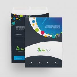 Axpro Brand Catalog Envelope