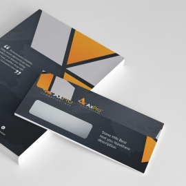 Axpro Brand Commerial Envelope