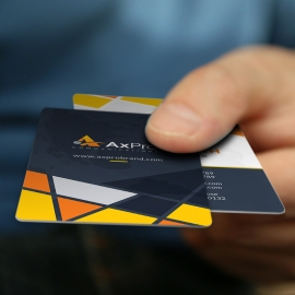 Axpro Brand Creative Business Card