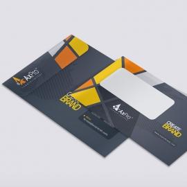 Axpro Brand Creative Envelope