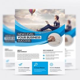 Axpro Brand Creative Flyer