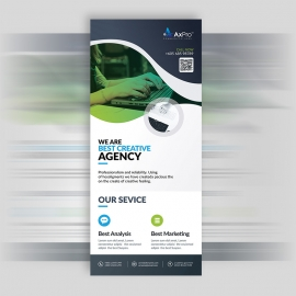 Axpro Brand Rollup Banner