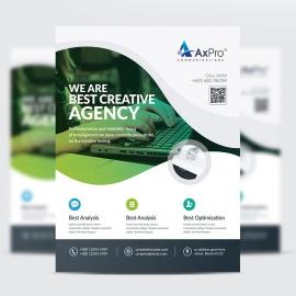 Axpro Creative Beand Flyer