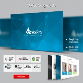 AxPro Google Slide Presentation