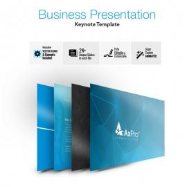 AxPro Keynote Template