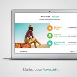 Axpro Powerpoint Presentation